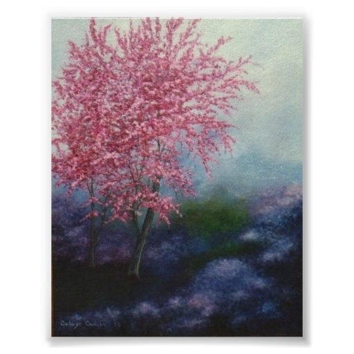 Fine Art Tree Poster