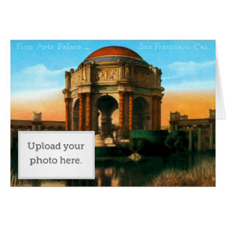 Fine Arts Palace Greeting Card