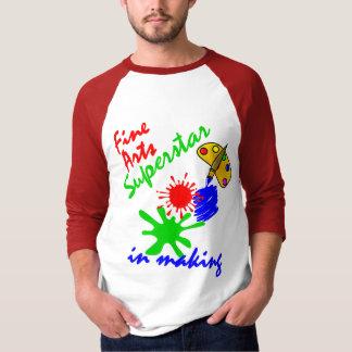 Fine Arts Superstar shirt