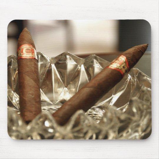 Fine Cigars Mouse Mat