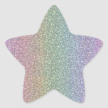Fine Faux Glitter Sparkles Shiny Rainbow Pearl