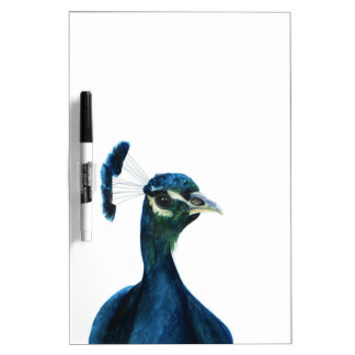 Fine Feathers Dry Erase Board