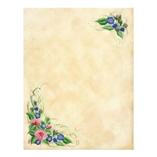 Fine flowers flyers