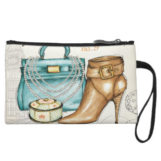 Fine Leather Bag and Shoe