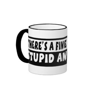 Fine Line Mugs