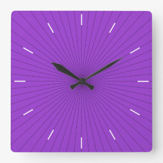 FINE LINES | simple elegant modern Wall Clock