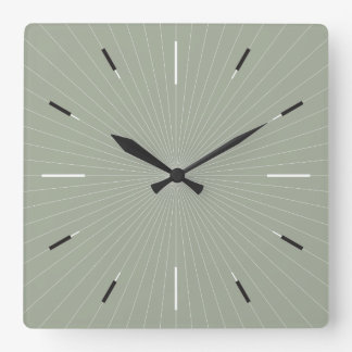 FINE LINES | simple elegant modern Wall Clocks