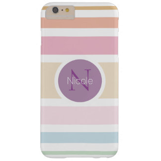fine pastel colors barely there iPhone 6 plus case