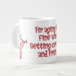 Fine Wine Coffee Mug Jumbo Mug