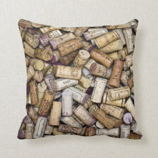 Fine Wine Corks Cushion