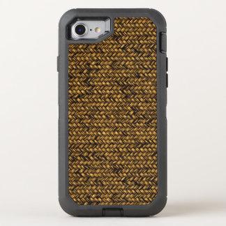 Fine Woven Basket OtterBox Defender iPhone 7 Case