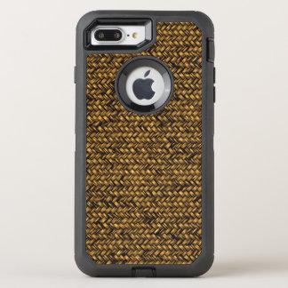 Fine Woven Basket OtterBox Defender iPhone 7 Plus Case