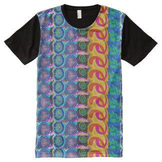 FineArt Graphics Art Textures n Patterns flower All-Over Print T-Shirt