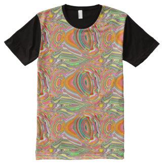 FineArt Graphics Festive Festival Print All-Over Print T-Shirt