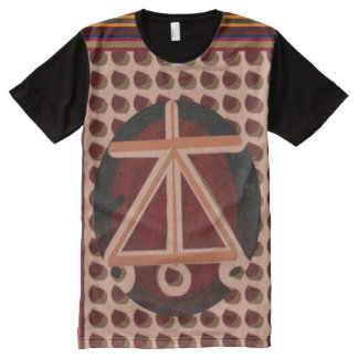 FineArt Graphics  Infinite Infinity abstract art All-Over Print T-Shirt