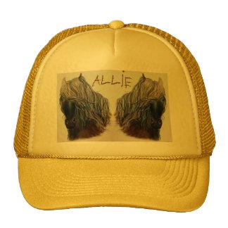 Fineart Mustang Horse Trucker Style Hat