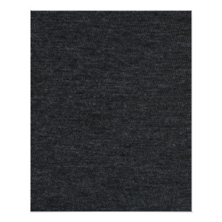 Finely Knit Charcoal Merino Wool Texture Photograph