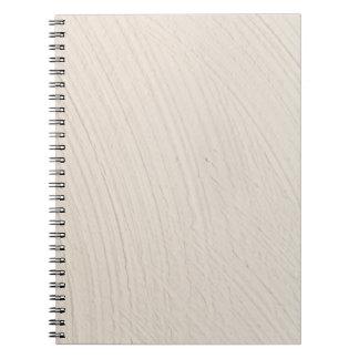 Finery background notebook