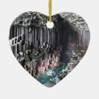 FINGALS CAVE CHRISTMAS ORNAMENT