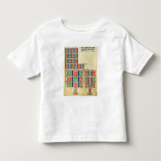 Finger counting from 1 to 20000 toddler T-Shirt