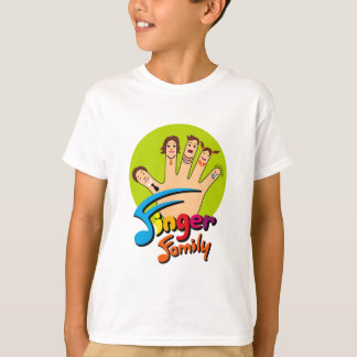 Finger Family T-Shirt