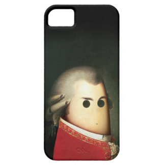 Finger Mozart iPhone 5 Cases