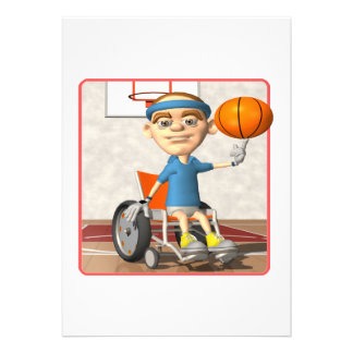 Finger Spin Personalized Invites