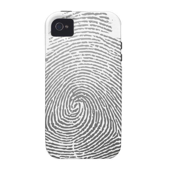 Fingerprint Case For The iPhone 4