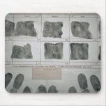 Fingerprints Mouse Pads