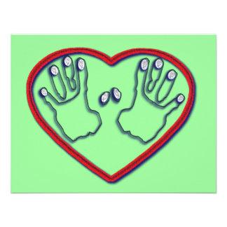 Fingerprints of God - 1 Peter 5 6-7 Announcement