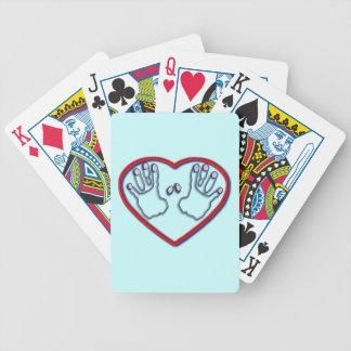 Fingerprints of God - 1 Peter 5 6 7 Card Decks