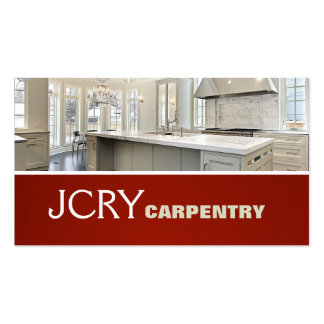 Finish Carpentry Kitchen House Home Remodel Pack Of Standard Business Cards