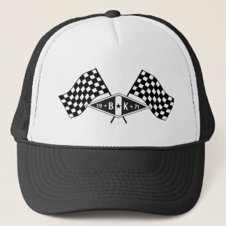 Finish It Trucker Baseball Hat / Motivational
