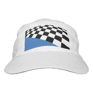 Finish Line...with your accent color. Hat