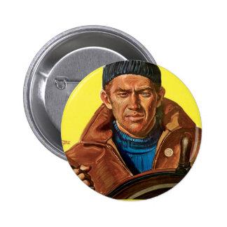Finish The Job! 6 Cm Round Badge