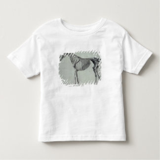 Finished Study for the Fifth Anatomical Table Toddler T-Shirt