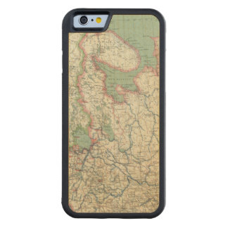 Finland and Russia Maple iPhone 6 Bumper Case