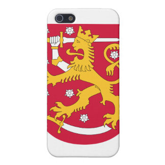 Finland Coat Of Arms iPhone 5 Cases