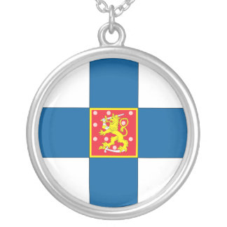 Finland Coat of Arms Custom Jewelry