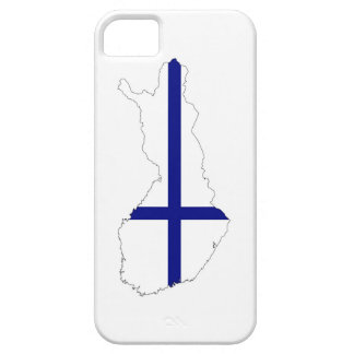 finland country flag map shape silhouette symbol case for the iPhone 5