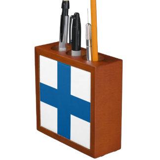 Finland Desk Organiser