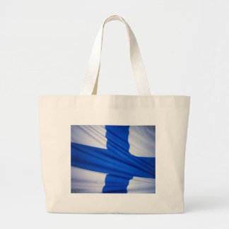 Finland Flag Bags
