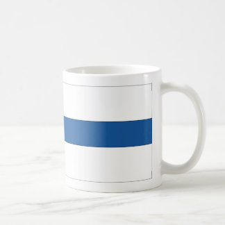 Finland Flag Coffee Mug