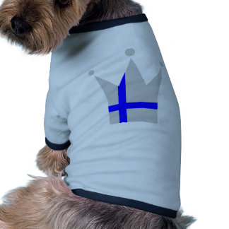 Finland Flag Doggie Shirt