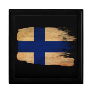 Finland Flag Gift Box