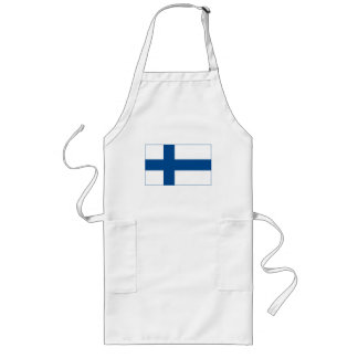 Finland Flag (light) Apron
