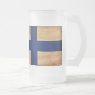 Finland Flag Mugs