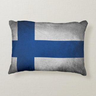 Finland Flag - Pillow
