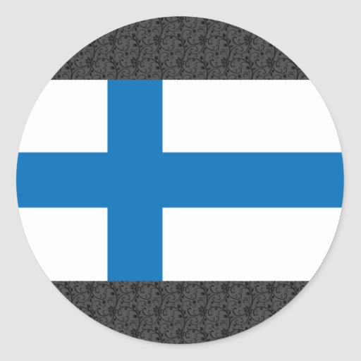 Finland Flag Stickers