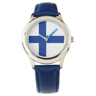 FINLAND FLAG watches